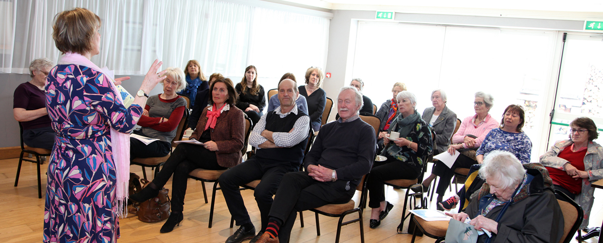 Carmel Geoghegan Dementia Ireland